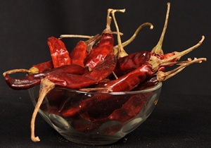 Dry Red Chilli with Stem Manufacturer Exporter India